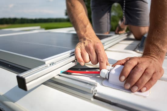List Out The Equipment To Install Solar Panels on Campervan