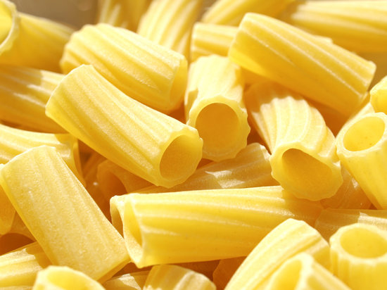 Close-Up Image of Pasta