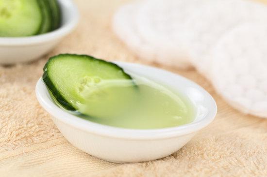 Natural Cucumber Facial Toner