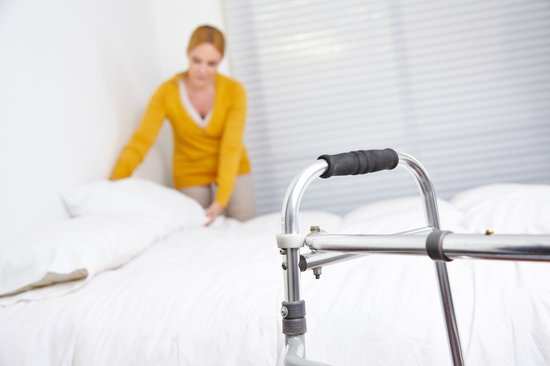 Housekeeping in Nursing Home