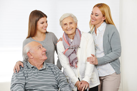 Home Nursing for Senior Citizen Couple