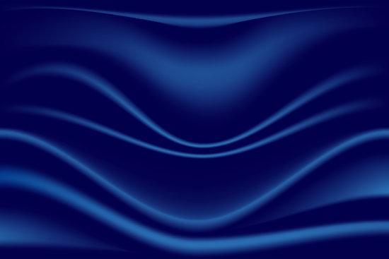 Blue Textile Backdrop
