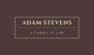 Dark brown attorney business card templates by canva dark brown attorney business card colourmoves Images