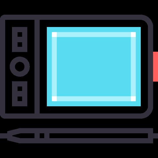 Digital Drawing Concept