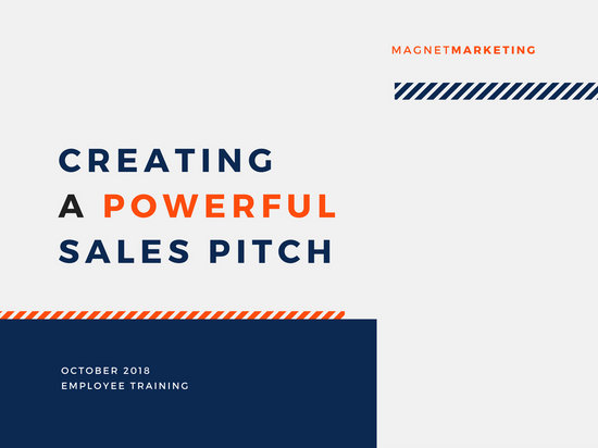 Creating A Sales Pitch Presentation  Templates By Canva
