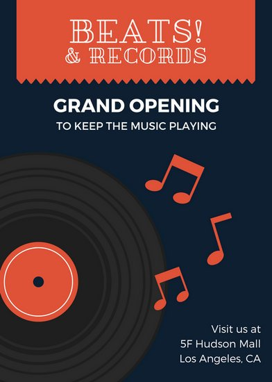 boutique grand opening flyer koni polycode co