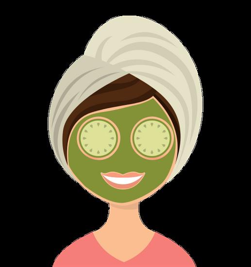 Woman Female Treatment Spa Beauty Icon