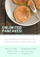 pancake breakfast flyer template koni polycode co