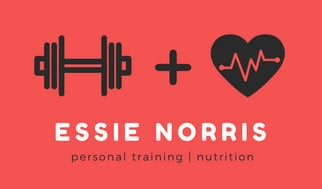 Fitness trainer and nutritionist business card templates by canva fitness trainer and nutritionist business card colourmoves