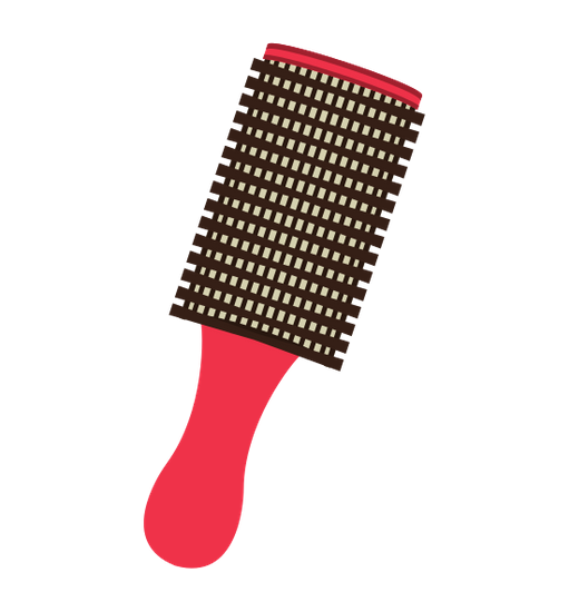 Roller Hair Brush