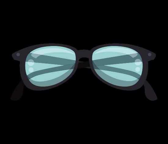 Glasses Accessory Fashion Eye Icon