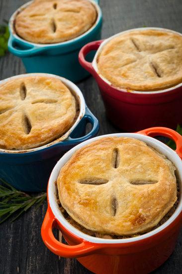 Homemade Potpies