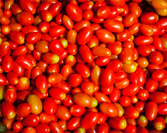 Red Small Sweet Tomatoes