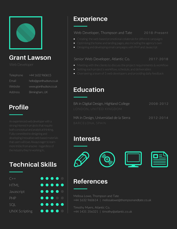 Best Resume Tips App