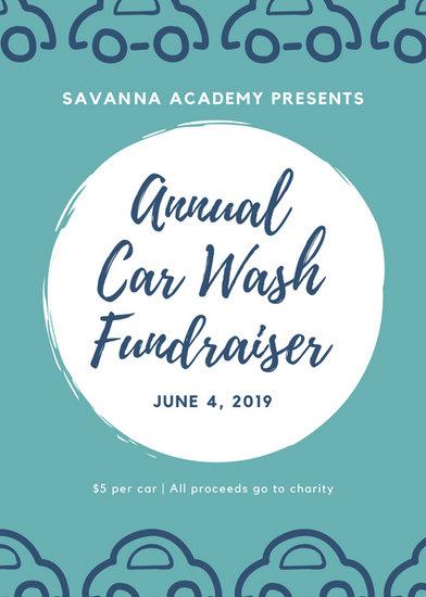 car wash fundraiser flyer koni polycode co
