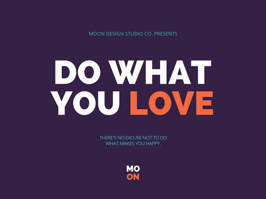 Moon Design Studio Co. - Presentation