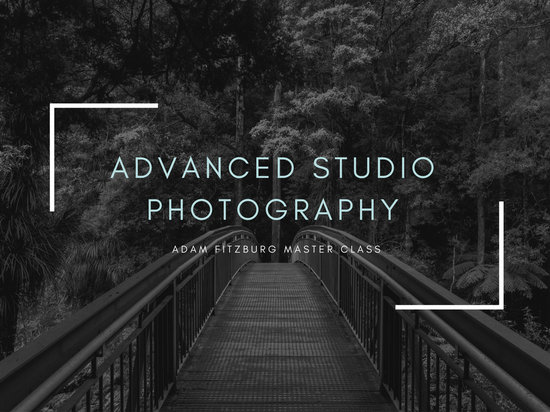 Photography Themed Presentation