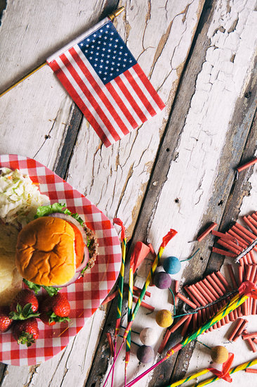 Summertime Patriotic Party