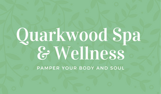Green Leaves Wellness Spa Business Card