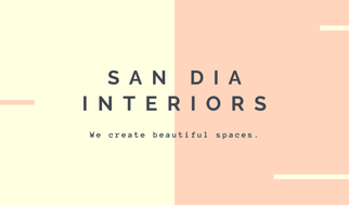 Interior Designer Business Card