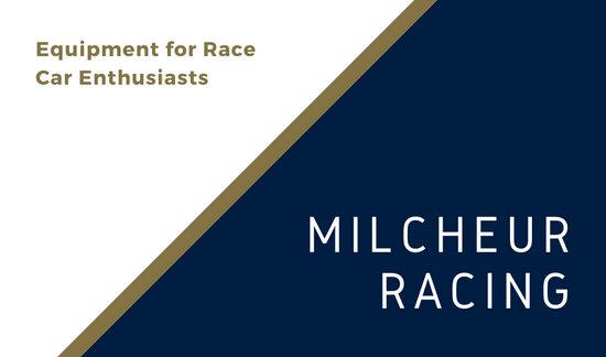Minimal Corporate Racing Professional Business Card
