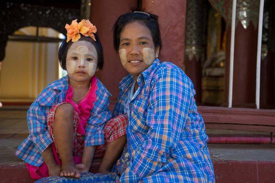 Myanmar, Burma, Asia, Travel, People, Pagoda