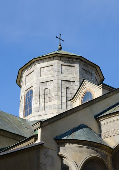 The Armenian Cathedral of the Assumption of the Most Holy of God