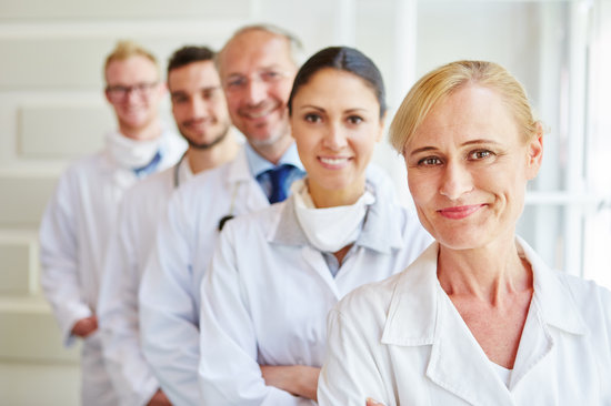 Clinic Staff as Team