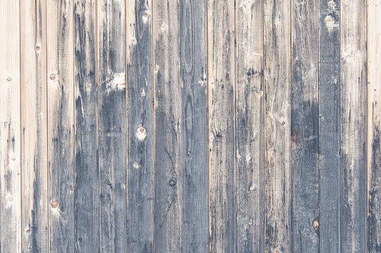 Darkened Vertical Planks