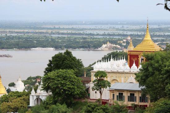 Mandalay, Burma, Myanmar, Irrawaddy, Ayarwady, River
