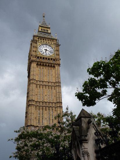 London, Big Ben, Tower, Clock Tower, England