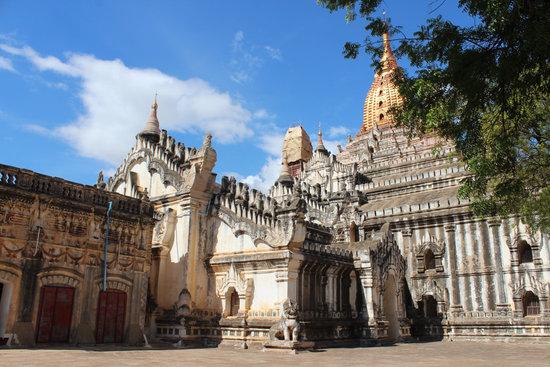 Myanmar, Burma, Temple, Buddhism