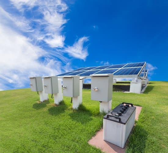 good solar battery
