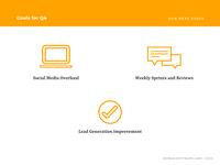 Orange Marketing Plan Presentation