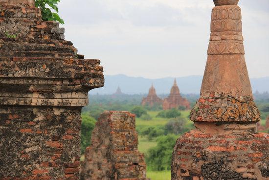 Myanmar, Burma, Bagan, Temple, Travel, Asia, Stupa