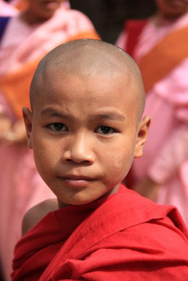 Myanmar, Burma, Buddhism, Monk, Religious, Pagoda