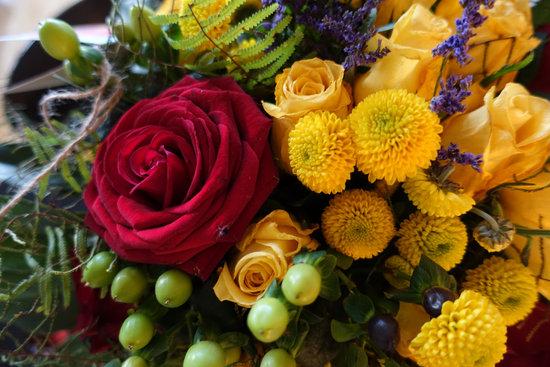 Bouquet, Flowers, Jubilee, Flower Bouquet