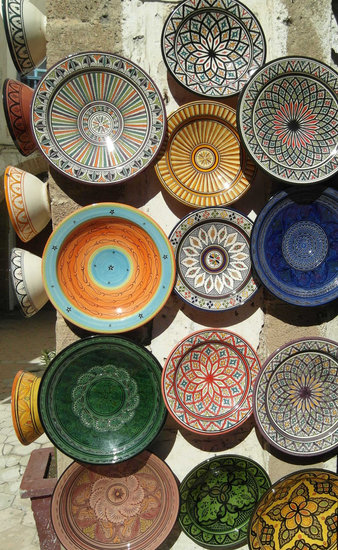 Morocco, Potter, Sound, Craft, Tonkunst