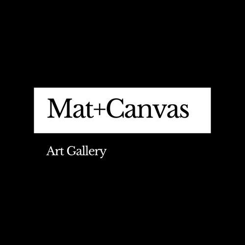 Black and White Gallery Art & Design Logo