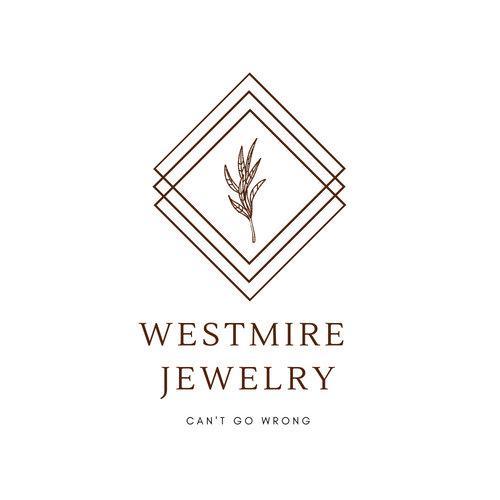 Classy Geometric Jewelry Logo