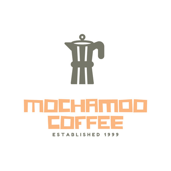 Quirky Coffee Shop Logo