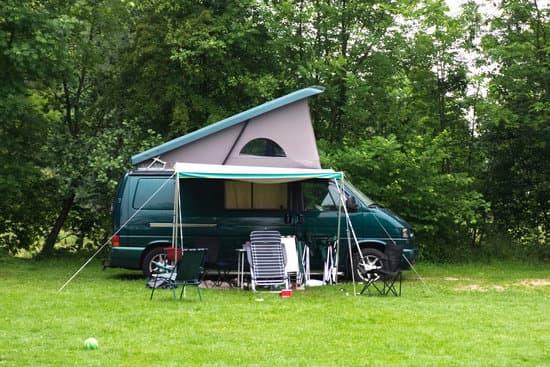Power Camper Van On Solar Power