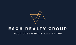 Gold Triangles Real Estate Business Card