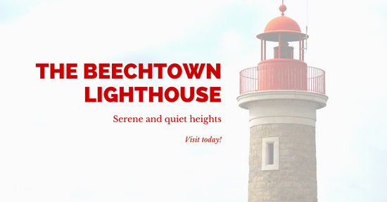 Red Lighthouse Facebook Ad