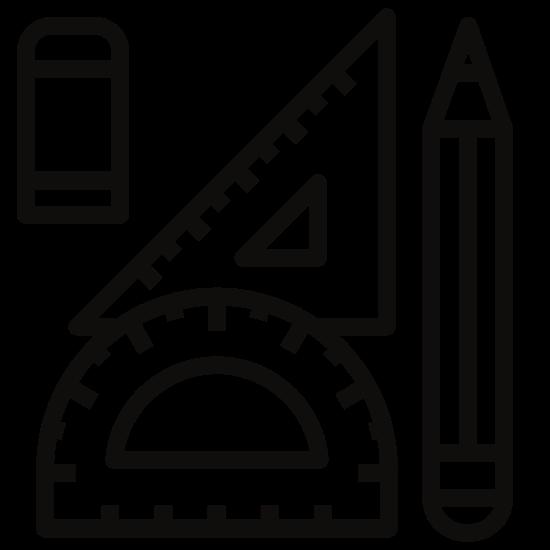 Design Graphic Tool Pencil Icon