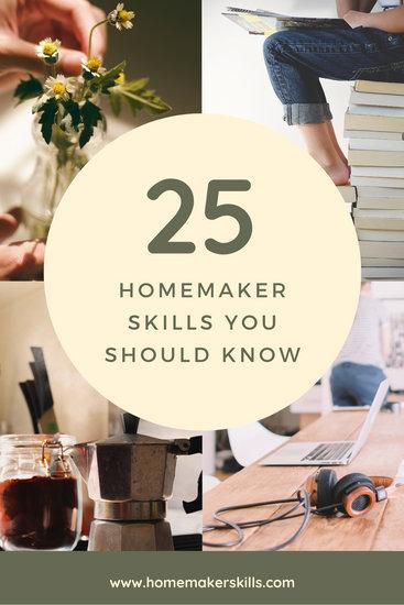 Cream Photo Collage Homemakers Pinterest Graphic