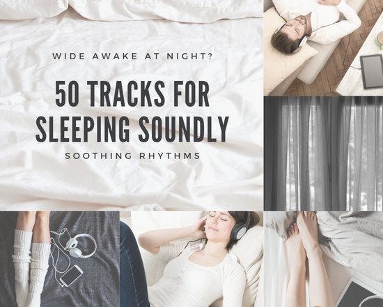 Grey Minimalist Music Photo Collage