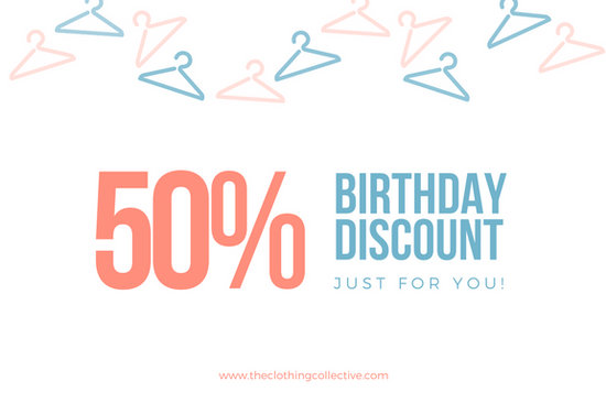 Pastel hanger birthday gift certificate templates by canva yadclub Image collections