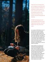 Nordic Hipster Teen Magazine