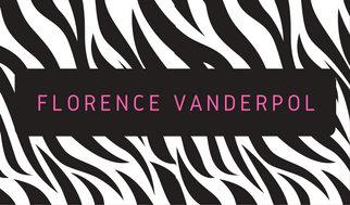 Black white zebra print business card templates by canva black white zebra print business card colourmoves